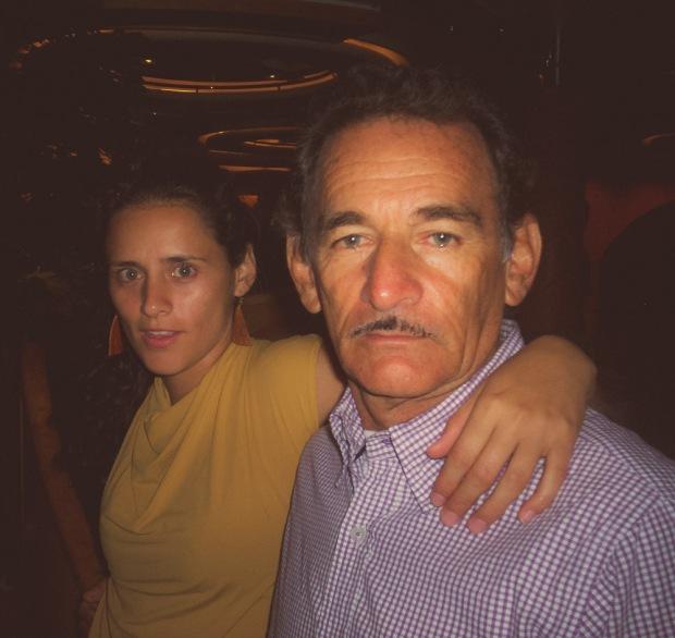 MI PAPÁ Y SU PRINCESA