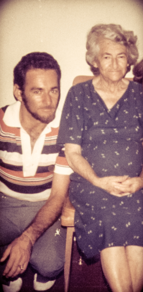 SERGIO Y MI ABUELA